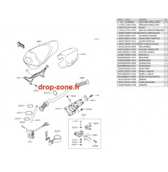 Guidon STX-15F 04-19/ STX-12F 07