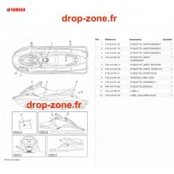 Labels de sécurité EX Sport 20