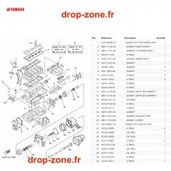 Kits de réparation FX HO Cruiser 20/ FX HO 20