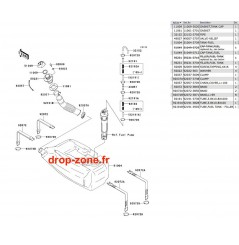 Réservoir carburant STX-15F 04