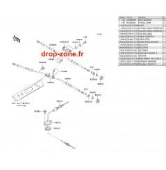 Câbles STX-15F 11-12