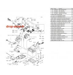 Equipement électrique STX-15F 15-19
