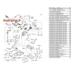 Equipement électrique STX-15F 12