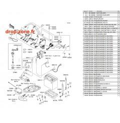 Equipement électrique STX-15F 09-11