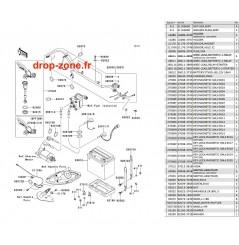 Equipement électrique STX-15F 04