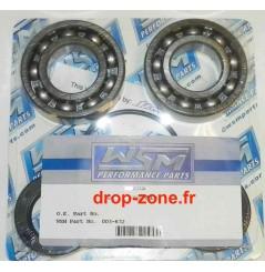 Kit et pièces pour WJ 500 89-90/ WR 500 89-93/ WR III 650 91