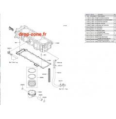 Cylindre/ Pistons Ultra LX 09