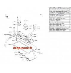 Couvre-culasse STX-15F 04-08/ STX-12F
