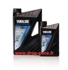 HUILE MARINE YAMALUBE 4-S 100% SYNTHESE 10W30 BIDON DE 4 LITRES