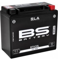 Batterie Bs Btx20l Sans Entretien Activée Usine Pour Kawasaki