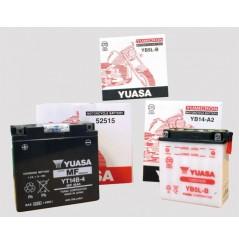 Batterie Yuasa Ytx20l-Bs Sans Entretien Livrée Avec Pack Acide Pour Kawasaki