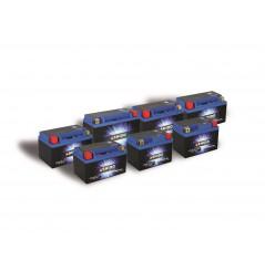 Batterie Shido Ltx20l-Bs Lithium pour Kawasaki, Yamaha,Belassi, Zapata et Hsr S4