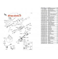 Guidon Ultra LX 09/ Ultra 260-X 09-10