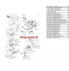 Equipement électrique Ultra LX 15-16