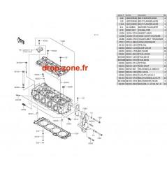 Culasse Ultra 310-R/ Ultra 310-X/ Ultra 310 LX 14-20