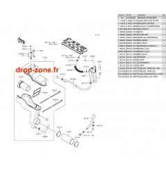 Filtre à air Ultra 310-R/ Ultra 310-X/ Ultra 310 LX 14-18