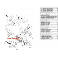 Compresseur Ultra 310-R/ Ultra 310-X/ Ultra 310 LX 14-16