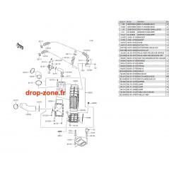 Intercooler Ultra 310-R/ Ultra 310-X/ Ultra 310 LX 14-20