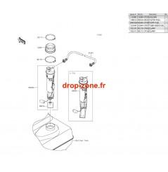 Pompe à essence Ultra 310-R/ Ultra 310-X/ Ultra 310 LX 16-17