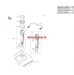Pompe à essence Ultra 310-R/ 310-X/ 310 LX 14-15