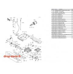 Pompe à huile Ultra 310-R/ Ultra 310-X/ Ultra 310 LX 15-20