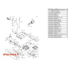 Pompe à huile Ultra 310-R/ Ultra 310-X/ Ultra 310 LX 14