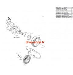 Générateur Ultra 310-R/ Ultra 310-X/ Ultra 310 LX 14-20/ 300-X/ 300 LX 11-13