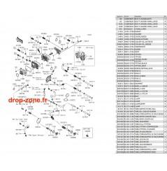 Refroidissement Ultra 310-R/ Ultra 310-X/ Ultra 310 LX 14-20