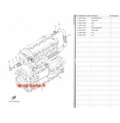 Reniflard huile FX SVHO-Cruiser 14-20/ FX HO-Cruiser 12-20/ FZR-FZS SVHO 14-16/ VXR/S 12-19/ VX Cruiser HO 16-19/ GP 1800 17-20