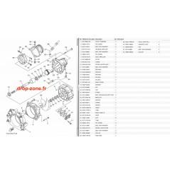 Turbine FX SVHO 14-17/ FX SVHO Cruiser 14-17