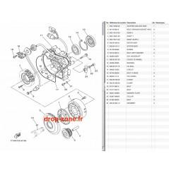 Générateur FX SVHO-Crui 14-17 SHO-Crui 12-15/HO-Crui 12-17/FZR-S SVHO 14-16 SHO 12-13/VXR/S 12-17/VX Cruiser HO 16-17/GP 1800 17