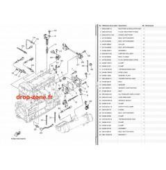 Electricité 2 FX SVHO 14-17/ FX SVHO Cruiser 14-17/ GP 1800 17