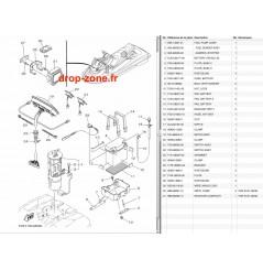 Electricité 3 FX SVHO-Cruiser 15-17/ FX HO-Cruiser 15-17/ FX SHO-Cruiser 15