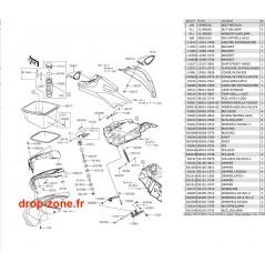 Coque avant Ultra LX 14-16/ Ultra 310-X 14-16