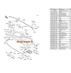 Coque SX-R 800 05-06