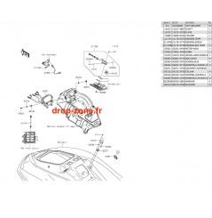 Compteur Ultra 310-R 14-16/ Ultra 310 LX 14-16/ Ultra 310-X 14-16