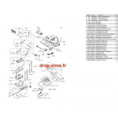 Equipement électrique Ultra 310-R 14-20/ Ultra 310 LX 14-20/ Ultra 310-X 14-20
