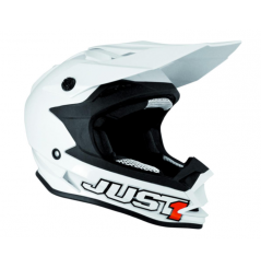 Casque JUST1 J32 Solid blanc