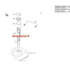 Pompe à essence Ultra 300-X/ 300 LX 11-13