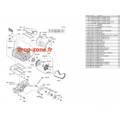 Compresseur Ultra 250-X 07-08/ Ultra 260-X 09-10