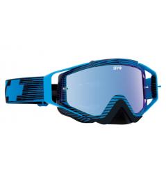 Masque SPY Omen Blue Flash écran AFC miroir bleu