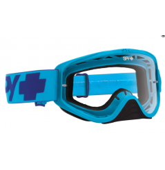 Masque SPY Woot Mono Blue bleu écran clair