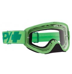 Masque SPY Woot Mono Green vert écran clair