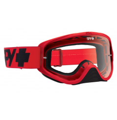 Masque SPY Woot Mono Red rouge écran clair