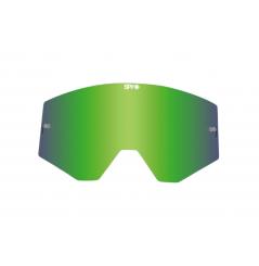 Écran de rechange SPY fumé/Spectra™ vert anti-buée pour masque SPY Ace