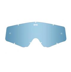 Écran de rechange SPY fumé/Spectra™ bleu clair anti-buée pour masque SPY Omen