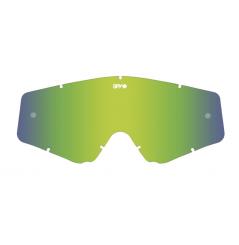 Écran de rechange SPY fumé/Spectra™ vert anti-buée pour masque SPY Omen