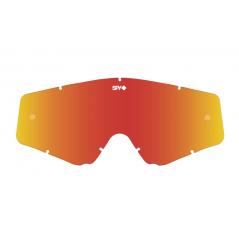 Écran de rechange SPY fumé/Spectra™ rouge anti-buée pour masque SPY Omen