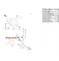 Contrôle Ultra 300-X/ 300 LX 11-12