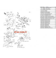 Equipement électrique Ultra 300-X/ 300 LX 13
